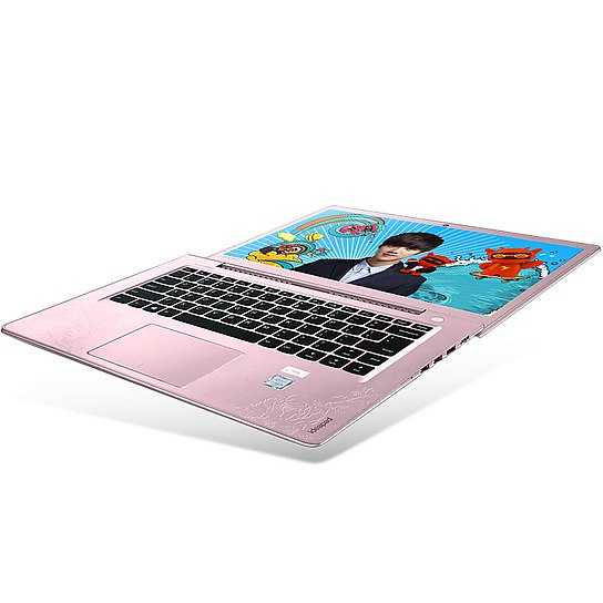 小新 510S-14ISK 14.0英寸轻薄笔记本 粉色 80U9000LCD图片