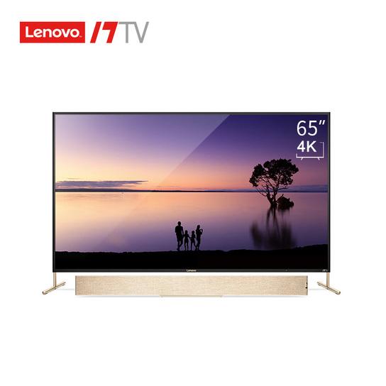 联想17系列 65i3 65英寸 4K超高清智能电视  香槟金图片