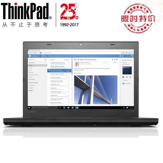 ThinkPad T460/Windows 7 家庭版/I5-6200U/8G内存(6芯含包)图片