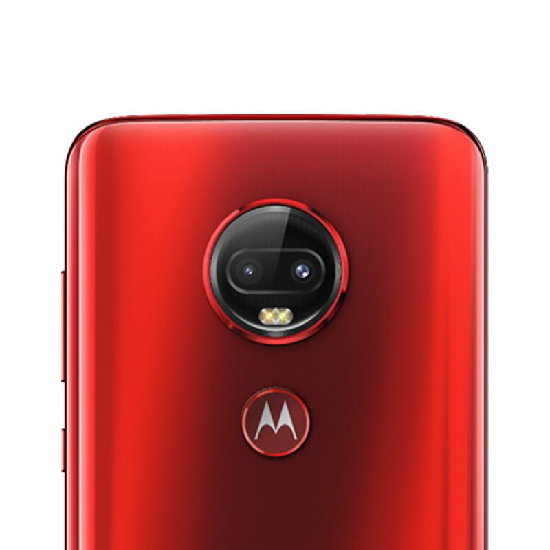 motorola g7 plus 4GB+128GB 中国红图片